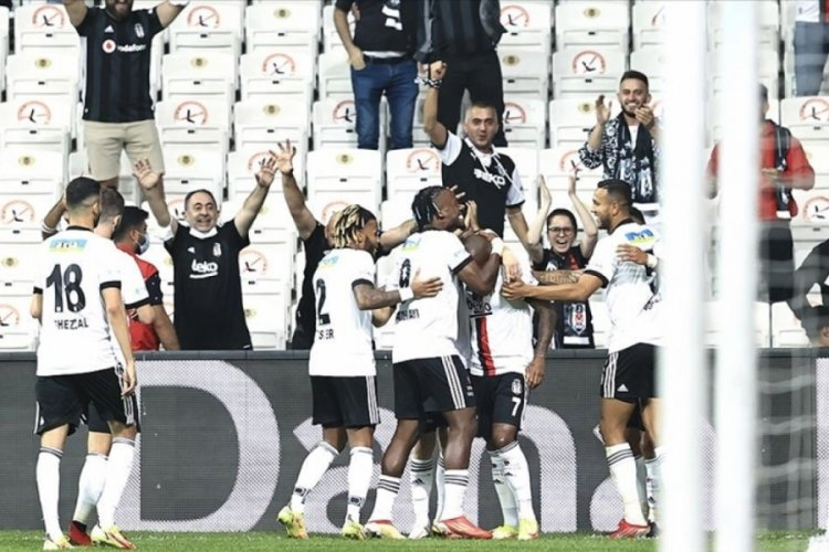 Beşiktaş Avrupa kupalarında 225. maçına çıkıyor