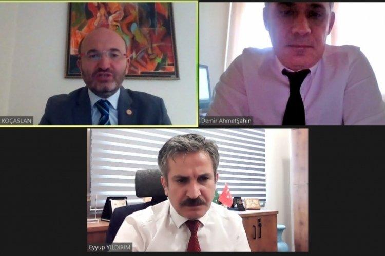 Bursa'da Türkiye-Pakistan arasındaki ticaret konuşuldu