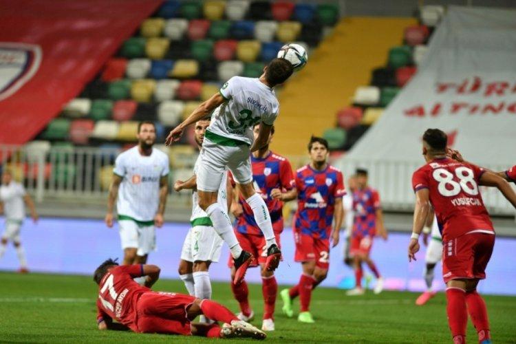 Bursaspor kalesini gole kapatamıyor!