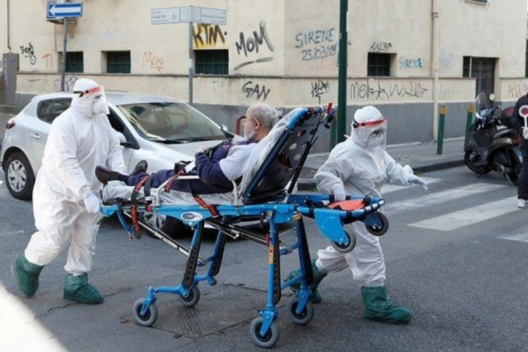 İtalya'da koronavirüsten 72 kişi hayatını kaybetti