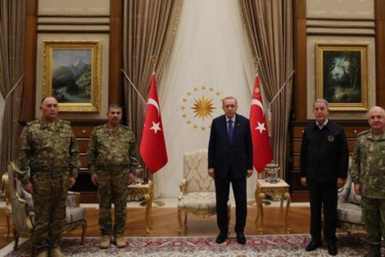 Cumhurbaşkanı Erdoğan'dan kritik kabuller
