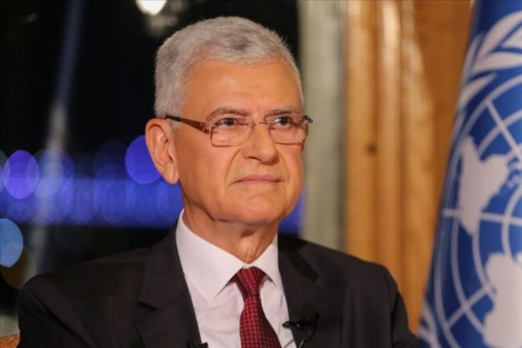 Volkan Bozkır'ın BM 75. Genel Kurul Başkanlığı görevi sona erdi