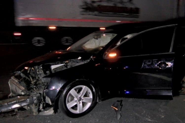 Kazaya yardıma gidenlere araba çarptı: 1 ölü 6 yaralı