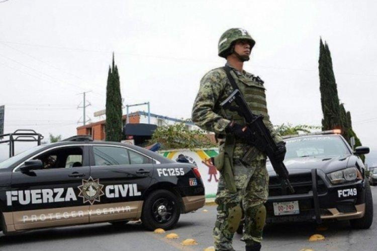 Meksika'da bir çete otel basıp 20 kişiyi kaçırdı