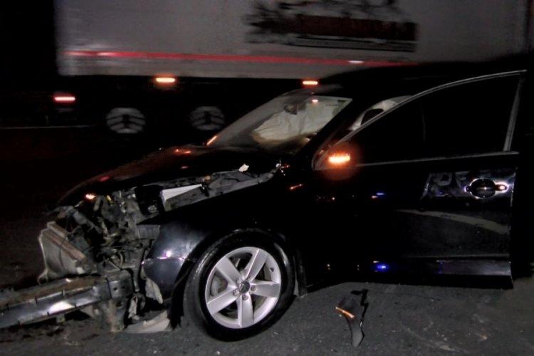 İstanbul'da kazaya yardım için geldiler, otomobil çarptı: 1 ölü 6 yaralı