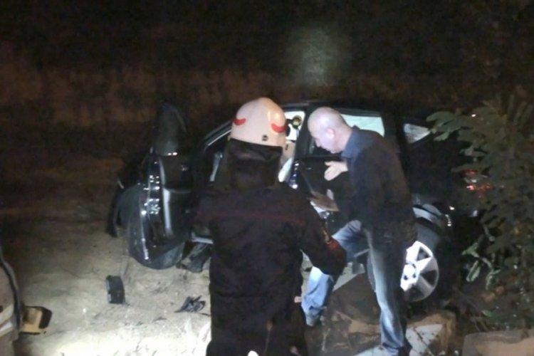 İstanbul Beykoz'da doktoru kaza yerinde bırakıp kaçtı