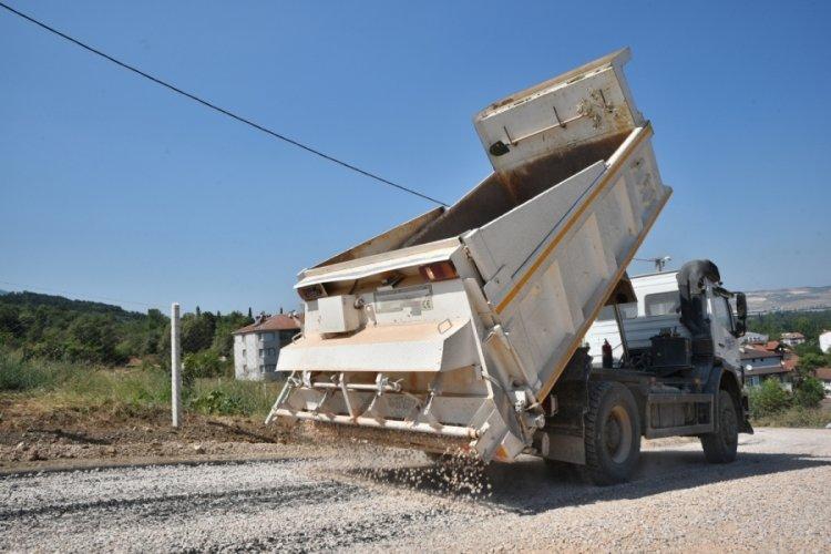 Bursa'da ulaşım yatırımları hız kesmiyor