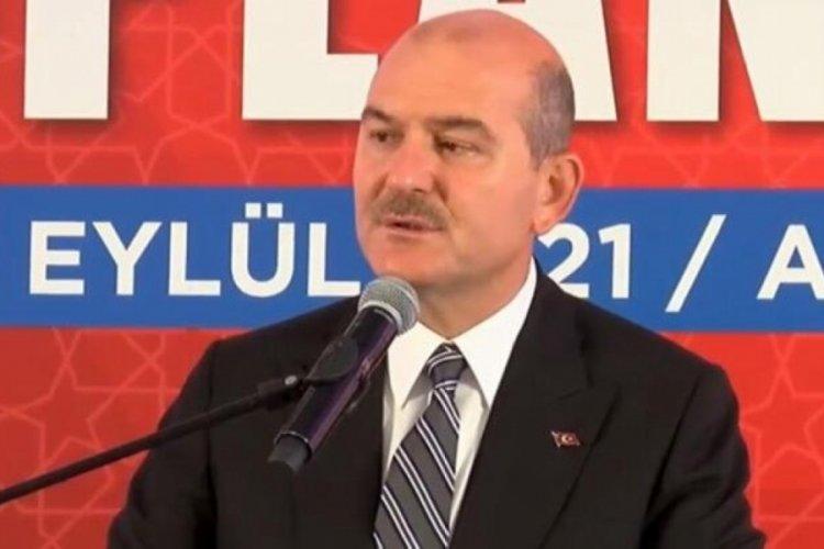 İçişleri Bakanı Soylu açıkladı! 100 bin ev yapılacak