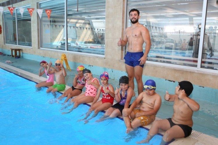 Bursa Nilüfer'de kış spor okulları başlıyor