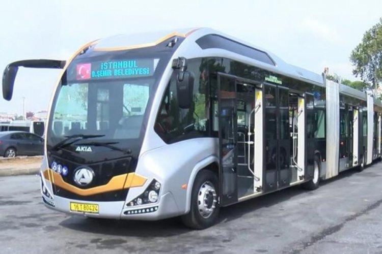 İstanbul'a 160 yeni metrobüs için anlaşmaya varıldı