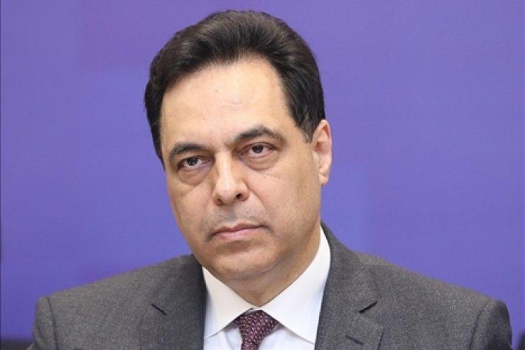 Eski Lübnan Başbakanı Diyab, ABD'ye gitti