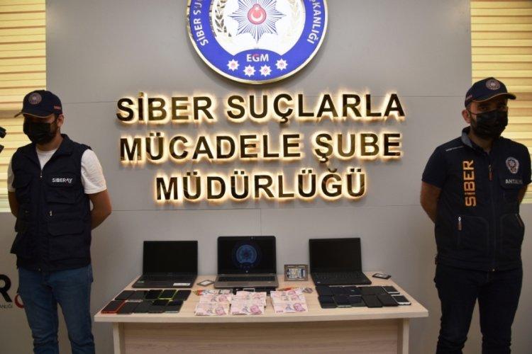 22 ilde 'garantili bahis kuponu' dolandırıcılığı operasyonu! 51 kişiye gözaltı