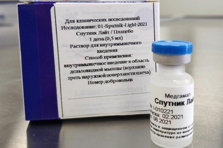 İran Sputnik Light aşısını onayladı