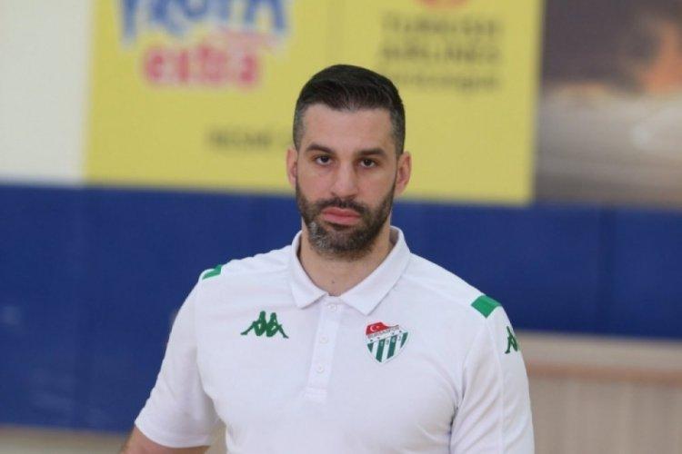 Frutti Extra Basketbol Başantrenörü Alimpijevic: Ligde çok iyi takımlar var