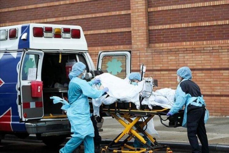 ABD'de  her 500 kişiden biri corona virüs nedeniyle hayatını kaybetti