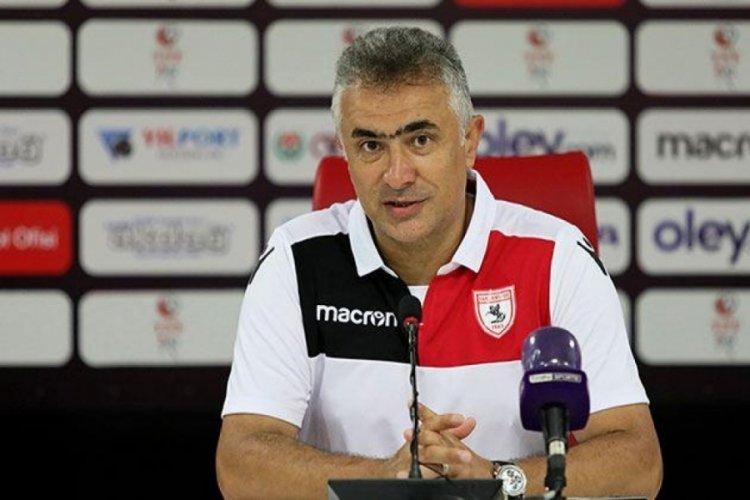Samsunspor Teknik Direktörü Mehmet Altıparmak: Bize yakışmayan bir sonuç aldık