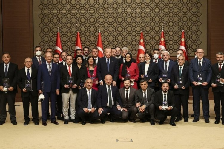 6. Anadolu Medya Ödülleri'nde sahipleri belli oldu