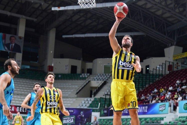 Fenerbahçe Beko, Türk Telekom'u 83-62 mağlup etti