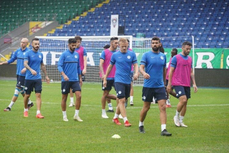Çaykur Rizespor, Adana Demirspor maçına hazır