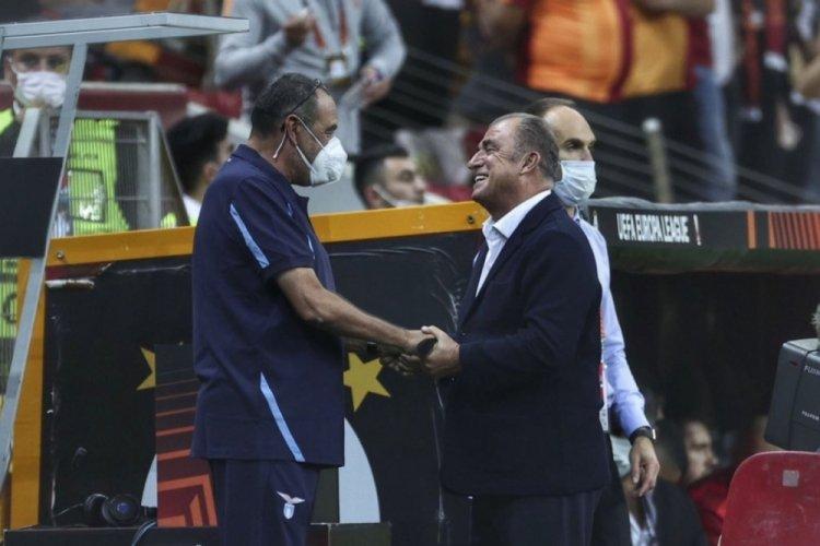 Fatih Terim'den Lazio maçı değerlendirmesi: Şans golü değildi