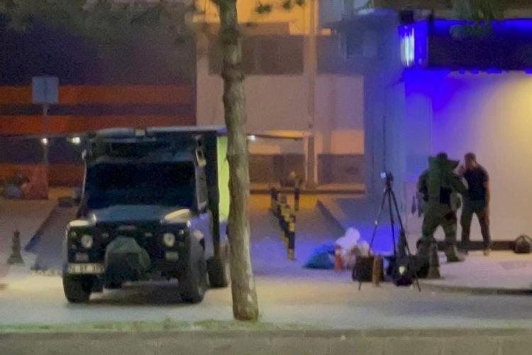 Batman'da şüpheli çanta paniği: El bombası çıktı