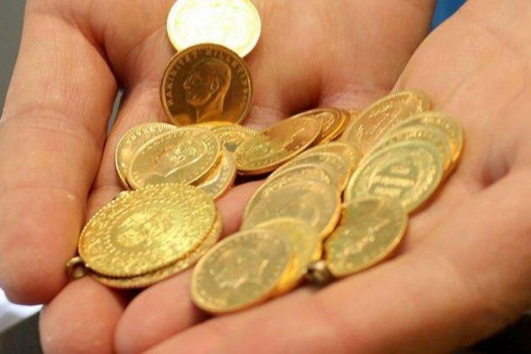Altın fiyatlarında sert düşüş sonrası hafif yükselme