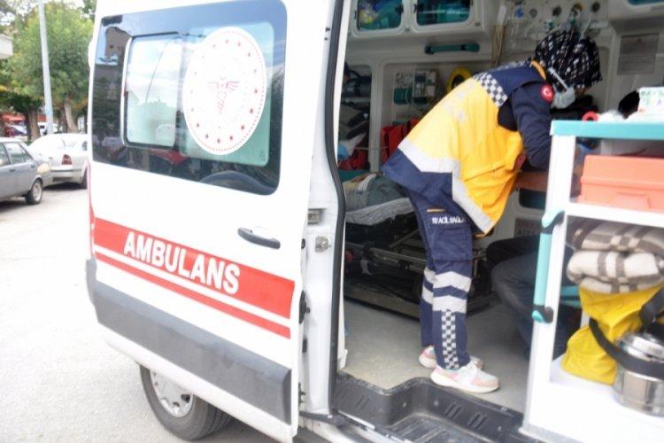 Karaman'da sopalı- bıçaklı kavga! 5 yaralı