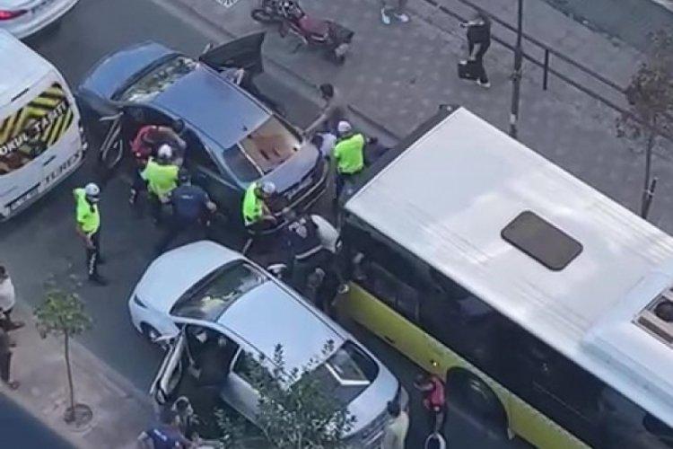 İstanbul Şişli'de 50 kilogram uyuşturucu ile yakalandı