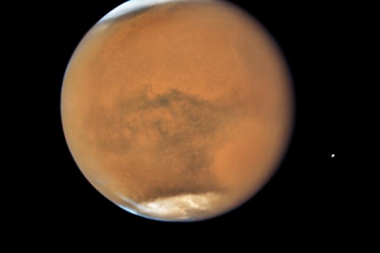 Bilim insanları Mars'ta koloni kurma hayaline yaklaştı!