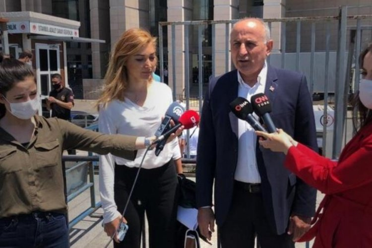 Eski CHP milletvekili Dursun Çiçek hakkında dava açıldı