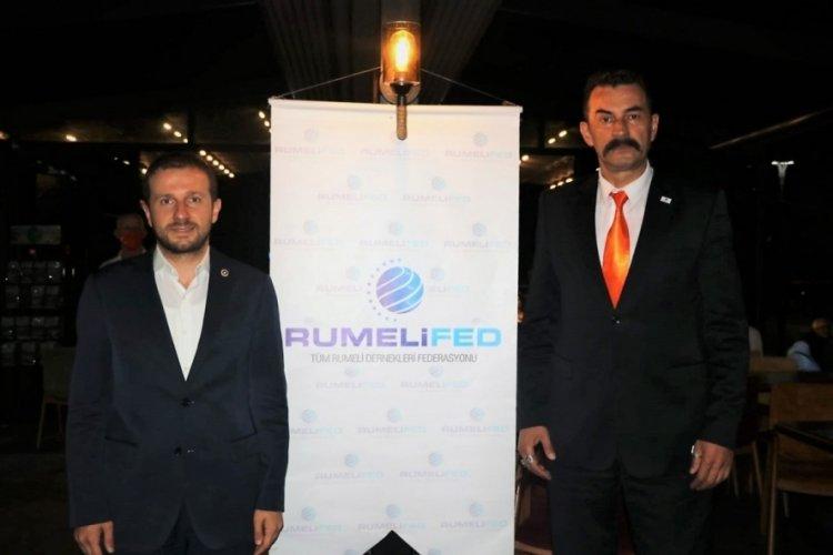 """Bursa Milletvekili Kılıç: """"Kuzey Makedonya'daki nüfus sayımı soydaşlarımızın haklarını belirleyecek"""""""