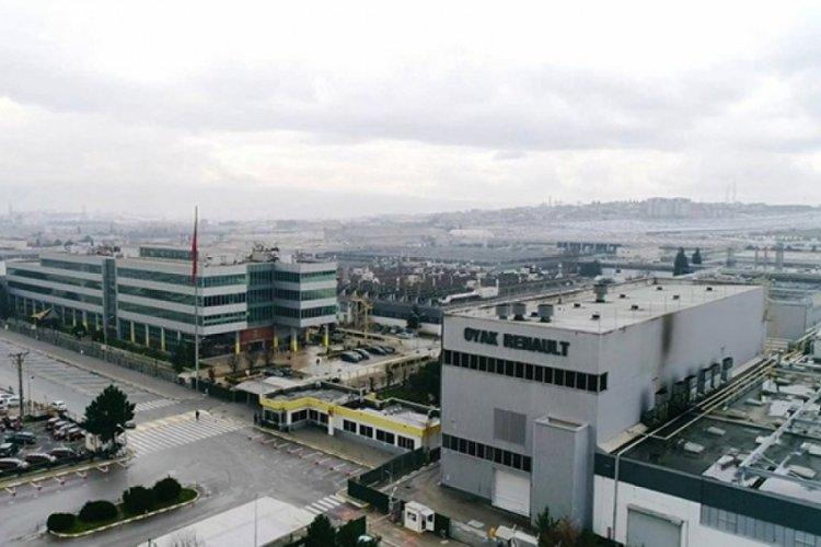 Bursa'daki dev fabrika üretime ara veriyor