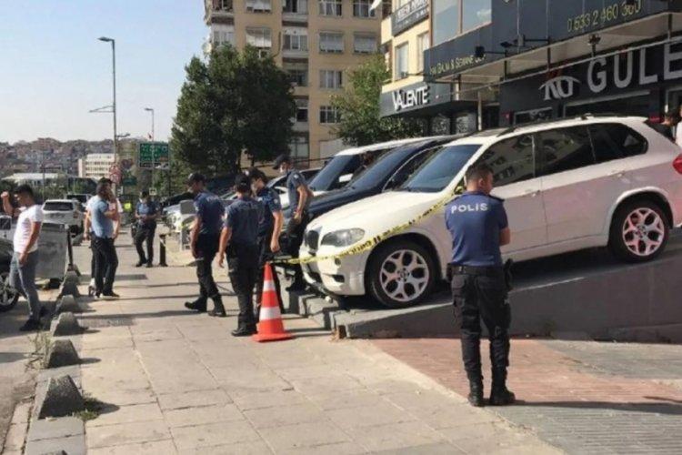 İstanbul'da güpegündüz silahlı saldırı: 2 yaralı!