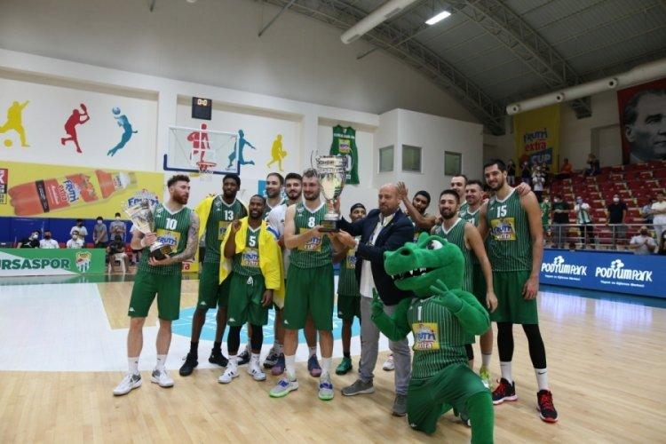 Frutti ExtraBursaspor, turnuvayı şampiyon olarak bitirdi