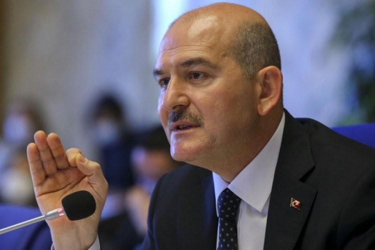 Bakan Soylu ilk defa açıkladı: Terörle mücadele önemli adım!
