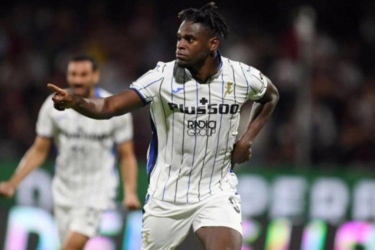 Atalanta, Salernitana'yı deplasmanda 1-0 yendi