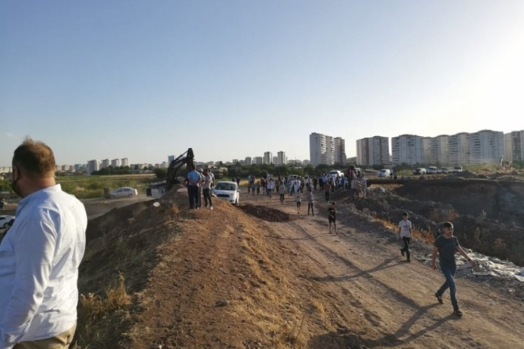 Diyarbakır'da kanalizasyon kanalına giren şahıs öldü!