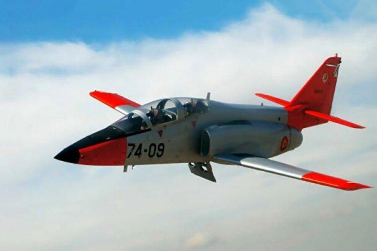 ABD'de askeri eğitim uçağı düştü! 5 kişi yaralandı