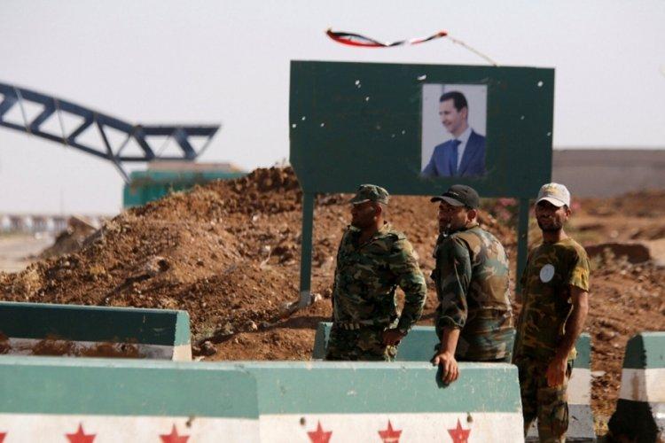 Ürdün Genelkurmay Başkanı el-Huneyti ile Suriye Savunma Bakanı, sınır güvenliğini ele aldı