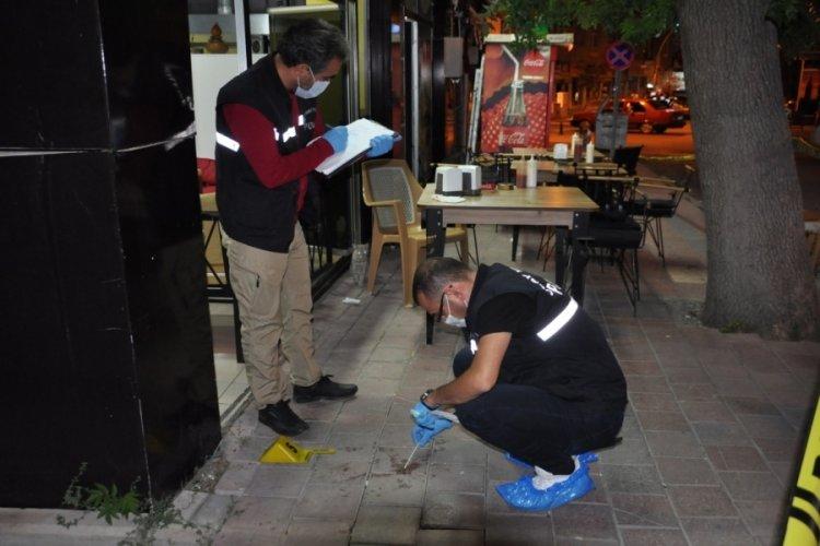 Karaman'da iş yerine silahlı saldırı! 2 yaralı