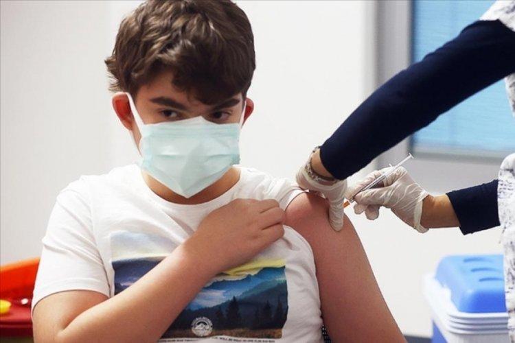 Pfizer: Kovid-19 aşısı 5-11 yaş grubunda koruyucu