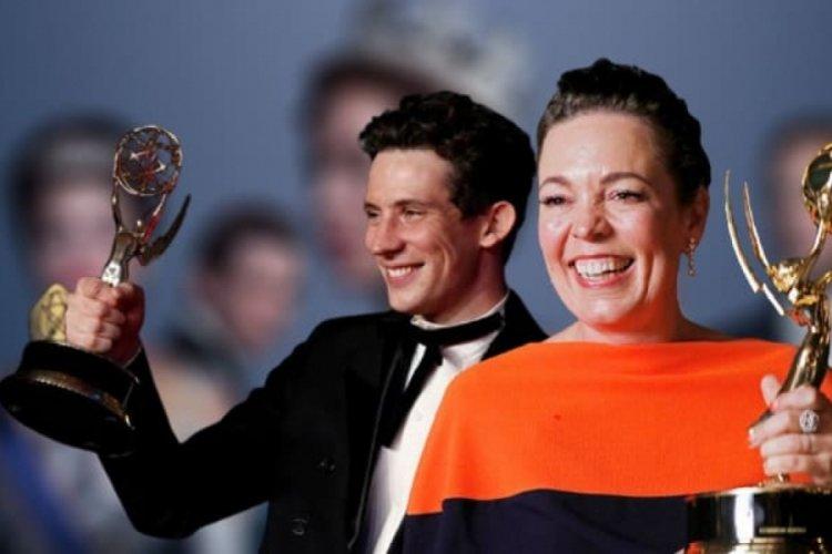 Emmy Ödülleri'ne 'The Crown' damga vurdu