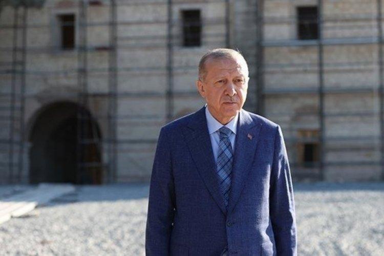 Cumhurbaşkanı Erdoğan'dan öğrenci yurtları paylaşımı