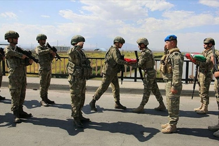 Türkiye ve Azerbaycan, Nahçıvan'da askeri tatbikat başlattı