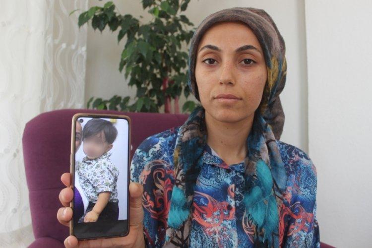 İcra yoluyla alınan bebek 3 gündür kayıp