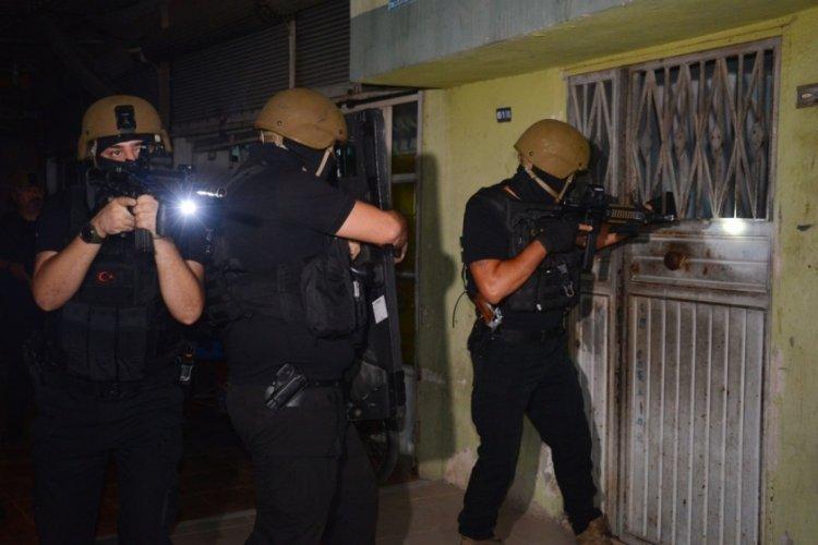 PKK/KCK'ya şafak operasyonu! 9 kişiye gözaltı