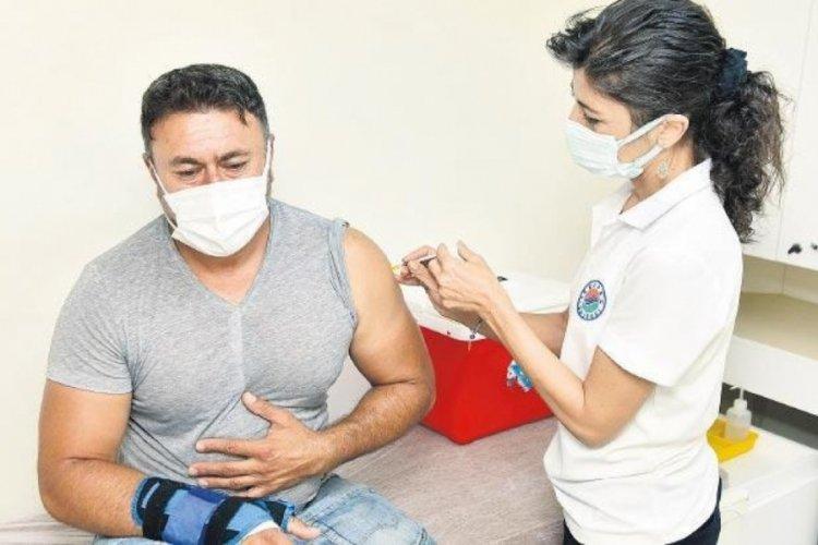 Grip aşısı 85.12 TL'ye satışta