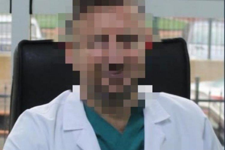 Bursa'da hastasından ameliyat parası istediği öne sürülen doktor gözaltına alındı!