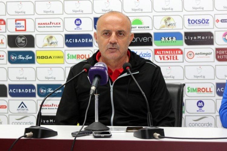 Bursaspor'un yeni teknik direktörü Bizati oldu