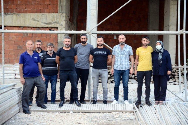 Bursa'da konut mağdurlarından suç duyurusu! 'Biz yandık, başkası yanmasın'